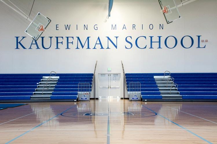 Ewing Marion Kauffman School Kansas City Mo U S