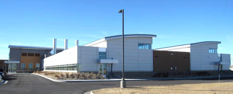 State Of Wyoming Combined Lab Facilities Cheyenne Wy