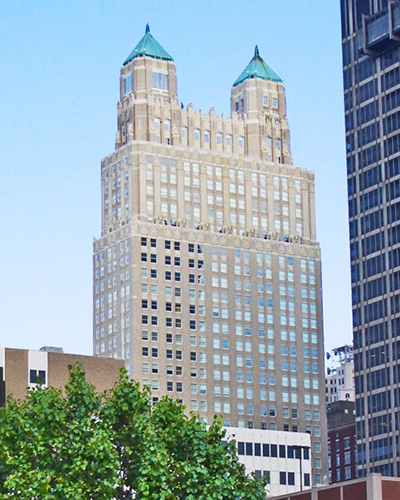 909 Walnut Fidelity Tower Kansas City Mo U S