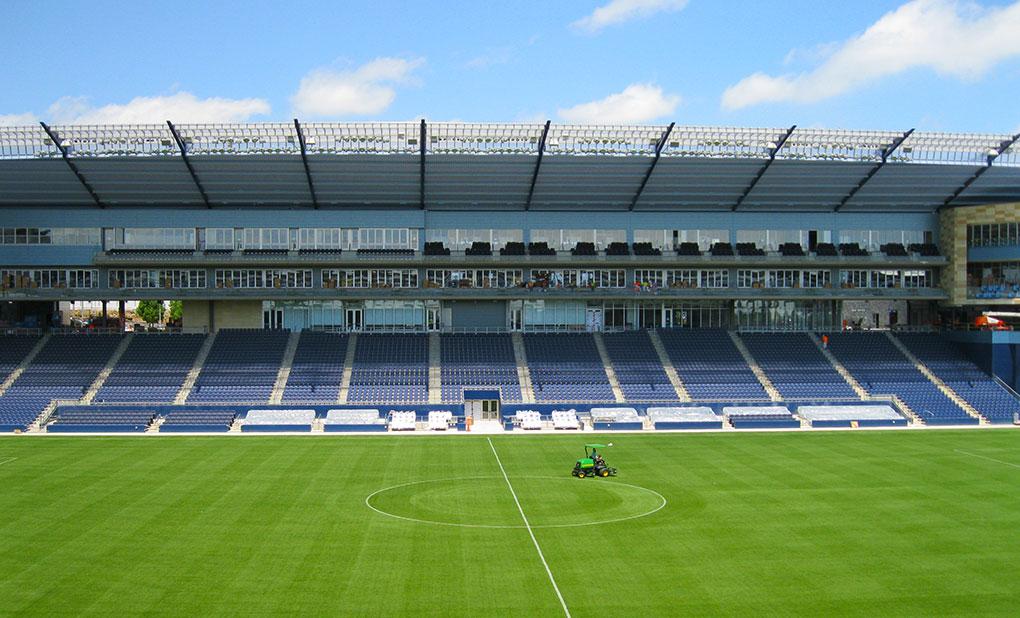 Sporting Kansas City Soccer Park Kansas City Ks U S