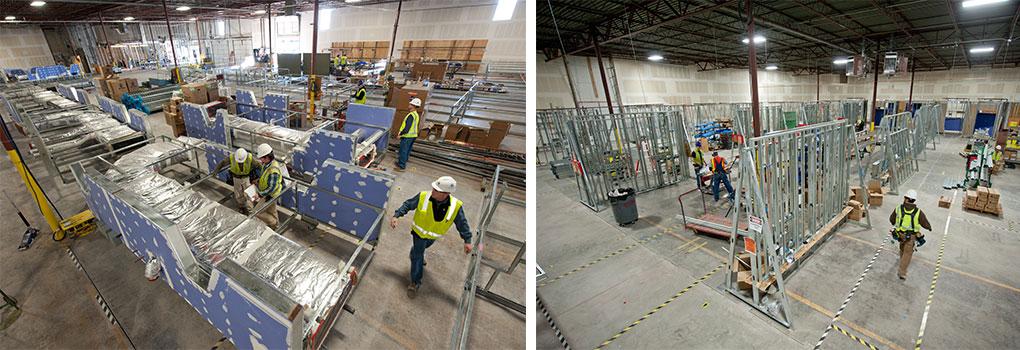Multi Trade Prefabrication U S Engineering Company