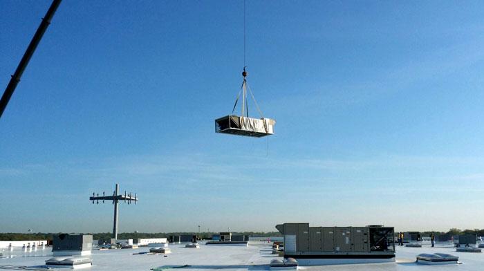 PHOTOS: Project Team At IKEA Sets Major Mechanical