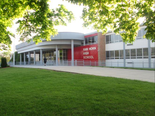 Van Horn High School U S Engineering Company