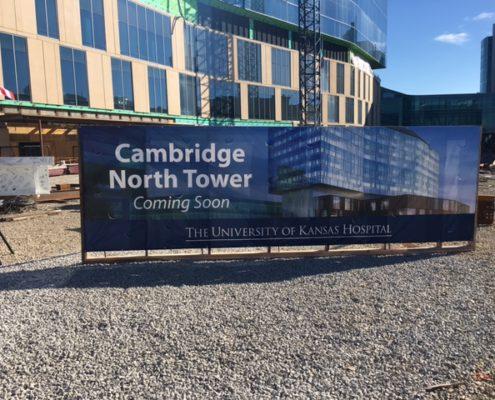 The University of Kansas Hospital Cambridge North Tower