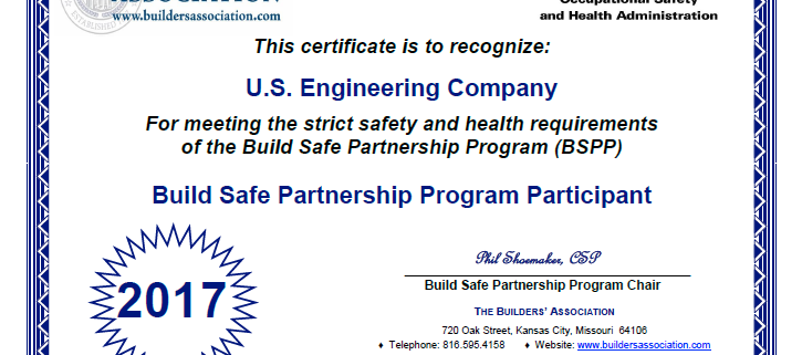 Build Safe Partnership Program