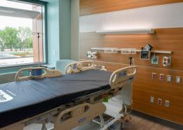 Longs Peak Hospital Room