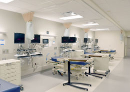 Longs Peak Hospital Beds
