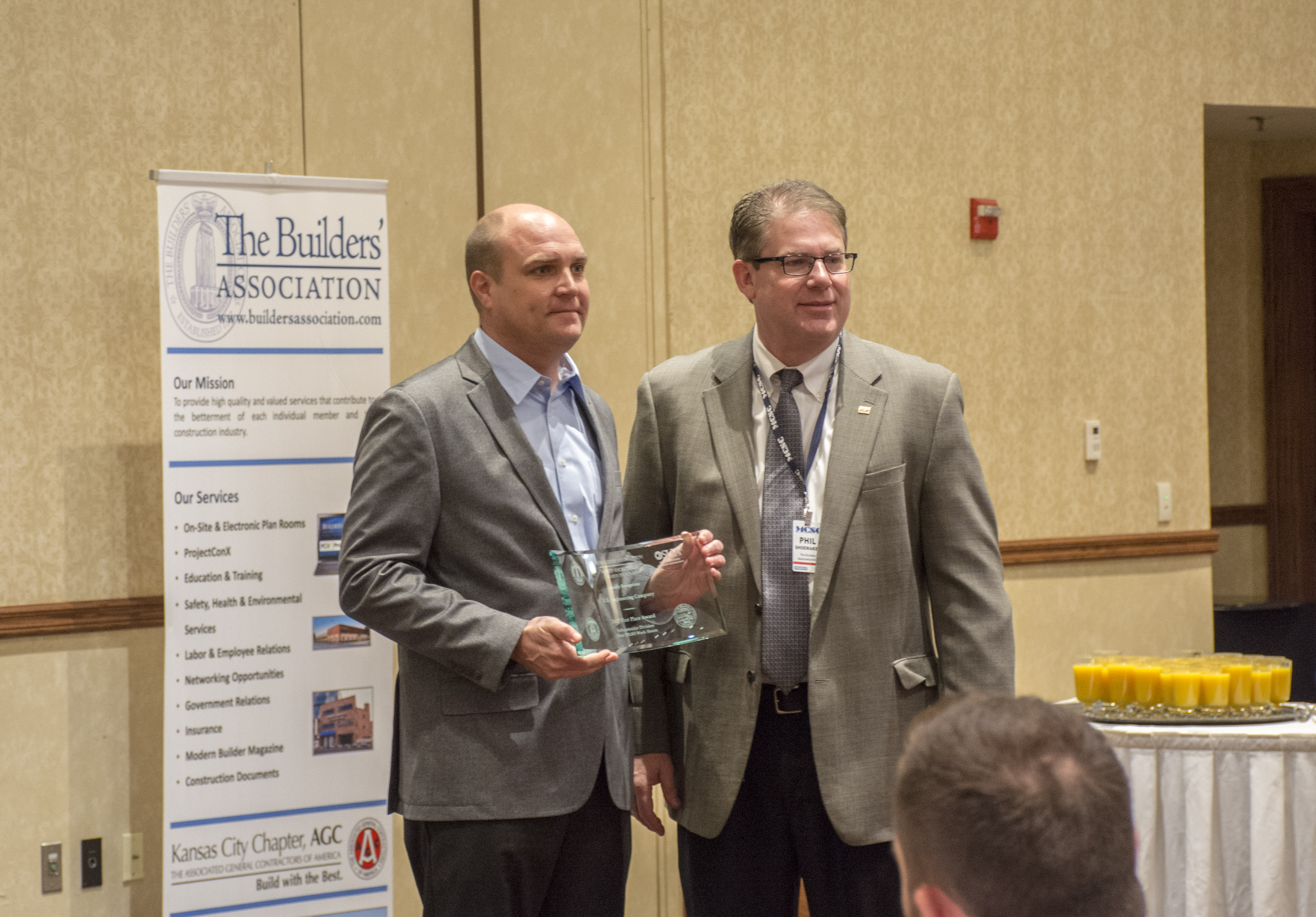 Construction Safety Award