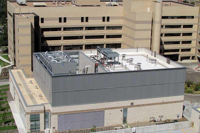 Exempla Saint Joseph Hospital Heritage Project   U S