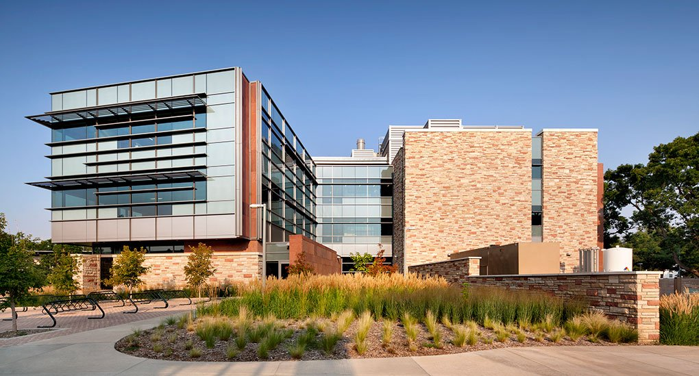 Colorado State University Suzanne & Walter Scott Jr. Bioengineering Building