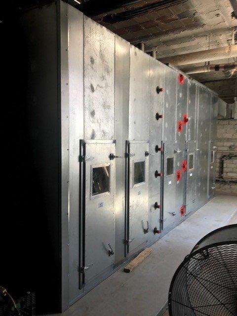Denver Public Schools Mechanical Prime Cooling Enhancements